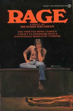 Stephen King's 'Rage'