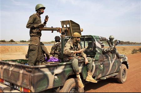 UN Approves Peacekeeping Force For Mali