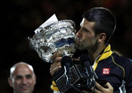 Djokovic Wins Third Straight Aussie Title