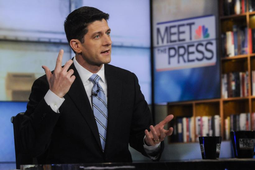 U.S. Rep. Paul Ryan-Meet the Press-Jan. 27, 2013