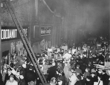 Brazil Nightclub Fire Recalls 1942 Cocoanut Grove Tragedy In Boston