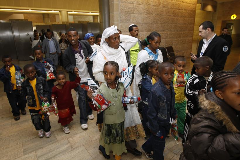 Cabinet approves immigration of 1,000 Ethiopian Falashmura to Israel