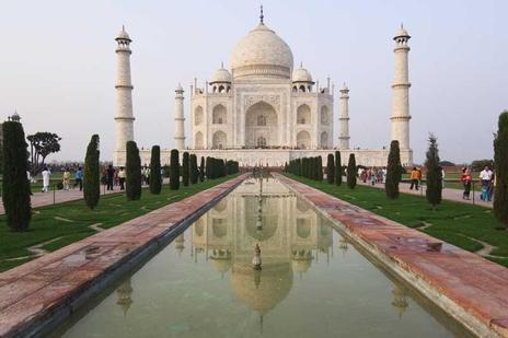Tear Down The Taj Mahal: Indian Minister