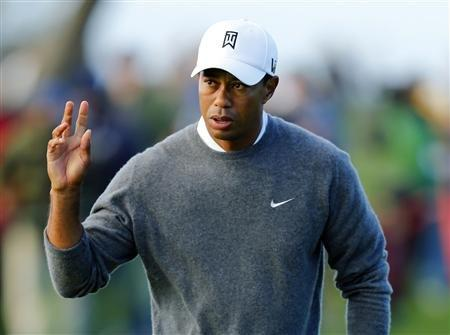 Tiger Wins At Torrey Pines