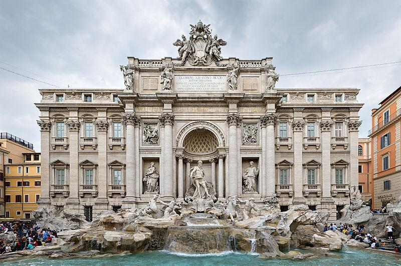 Trevi Fountain Facelift