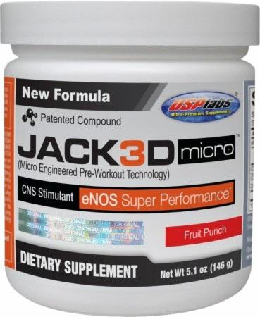 Jack3d Performance-Enhancing Supplement