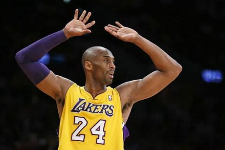 Kobe Sprains Ankle, Out Indefinitely