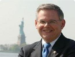 Menendez Prostitute Story Challenged As Media Feud