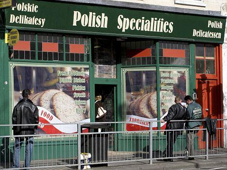 The Second-Most Commonly Spoken Language In England Is …  Polish