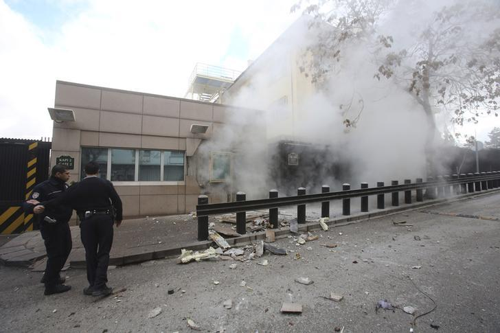Ankara Turkey Bombing 1Feb2013
