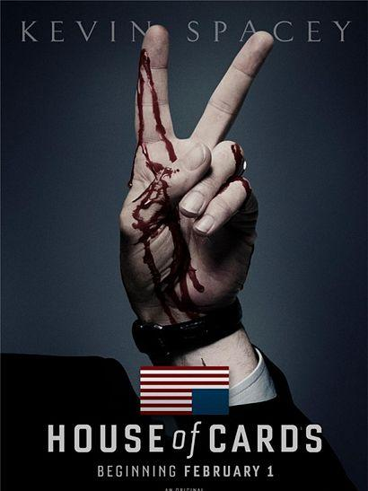 'House Of Cards' Could Be Wild Card At Emmy Awards Show Sunday