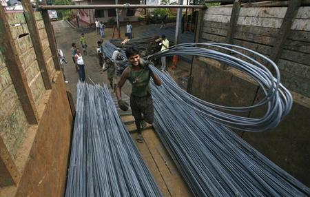 India's Factory Growth At Three-Month Low In Jan
