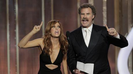 Kristen Wiig & Will Ferrel