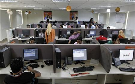 India's Service Sector Expanded In January