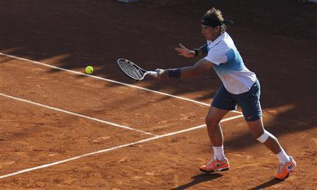 Nadal Wins Doubles Match On Chilean Comeback
