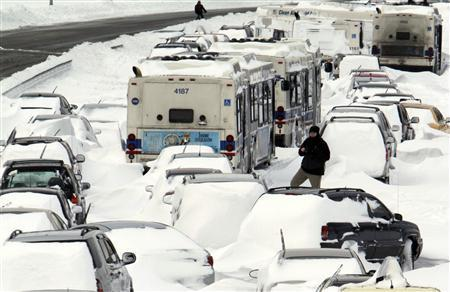 Top 10 Ways To Prepare For A Severe Winter Storm