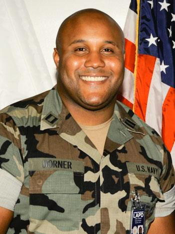 Cabin On Fire, Christopher Dorner Believed To Be Dead [REPORT]