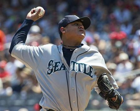 King Felix Signs $175 Million Deal