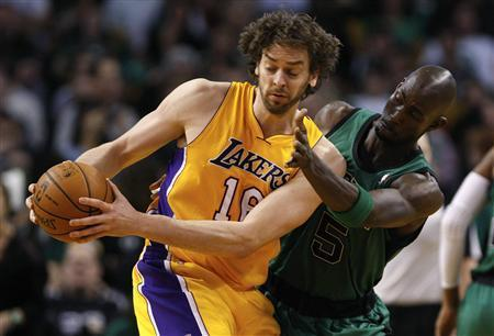 Lakers-Celtics Preview