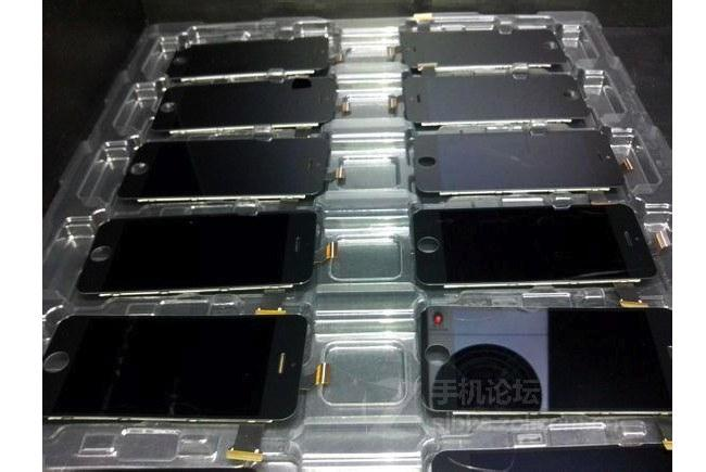 iPhone 5S Photos From Foxconn?
