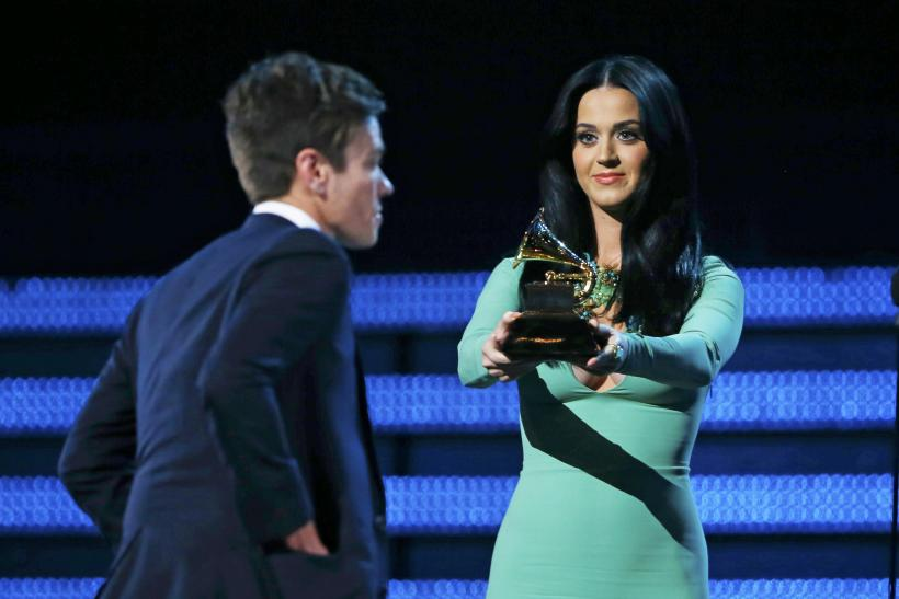 Grammy Awards-Best New Artist-Feb. 10, 2013