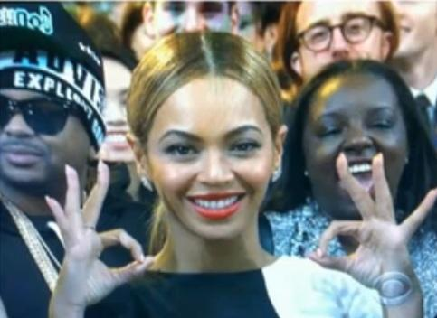 2013 Grammy Illuminati Rumors: Were Rihanna, Beyonce & Jay-Z Repping The Occult? [VIDEO & PHOTOS]