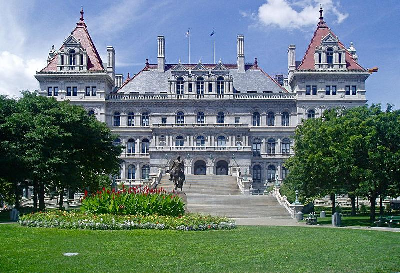 Albany, New York State Capital