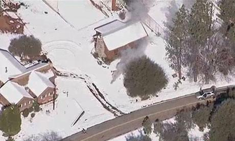 Did Cops Set Dorner Cabin Afire? Listen To Scanner