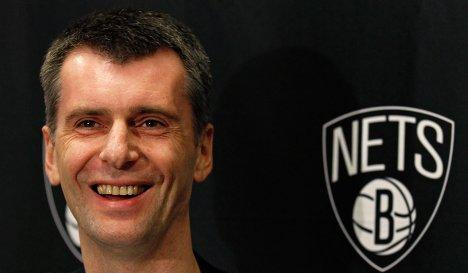 Prokorhov Brooklyn Nets
