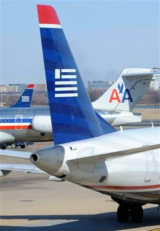 US Sues To Block American Airlines - US Air Merger