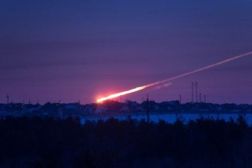 Russian Meteor Largest To Hit Earth In Over 100 Years ...