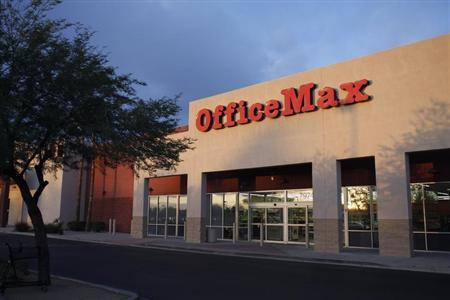 Office Depot Buys OfficeMax For $1.19B