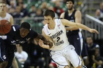 BYU Player Nets Game Winner After Father's Cancer Diagnosis
