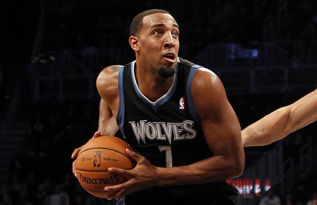 Derrick Williams  Minnesota Timberlwolves