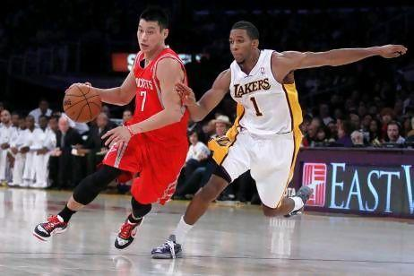 Lin Not 'A Star' Says Rockets GM