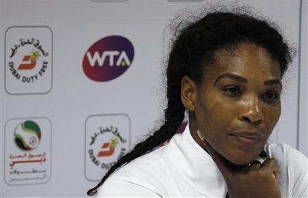 Serena Pulls Out From Dubai With Back Injury