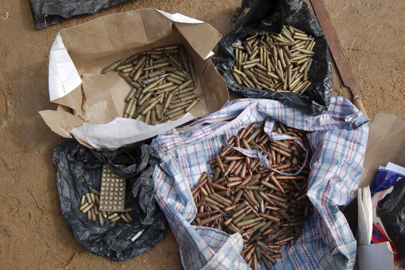 Ammunition in Nigeria
