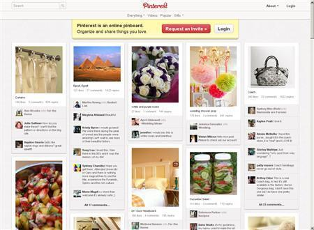 Pinterest Raises $200M, Now Valued At $2.5B