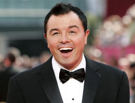 Seth MacFarlane Jokes About Rihanna And Chris Brown Domestic Violence