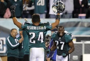 Eagles Asomugha To Be Released?