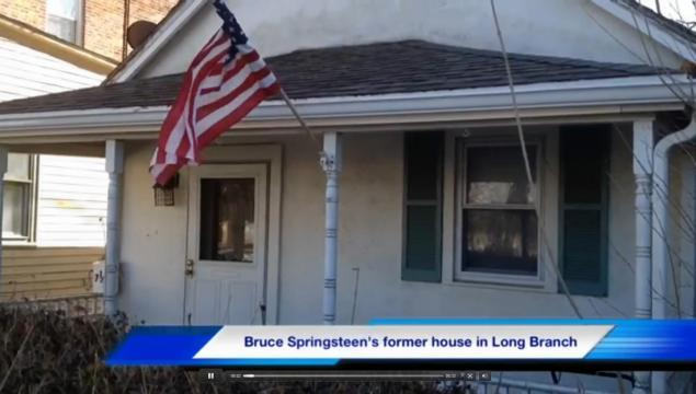 Bruce Springsteen,s Former Home For Sale