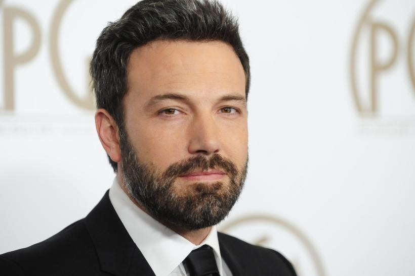 Ben Affleck-Producers Guild of America Awards Ceremony, Jan. 26, 2013