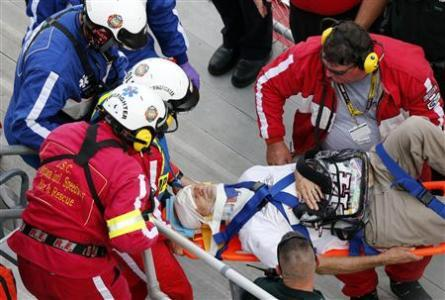 Lawyers Weigh Possible Legal Fallout Of Daytona Crash