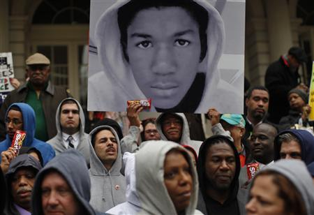 Trayvon Martin On Top Of George Zimmerman During Fight: Witness
