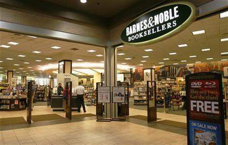 Barnes & Noble CEO Quits After Failure Of Nook Reader