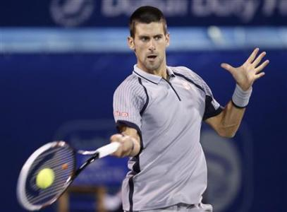 Djokovic And Del Potro Go Through In Dubai