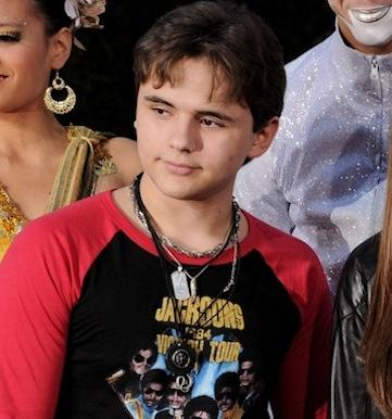 Prince Michael Jackson To Guest Star On Teen Drama '90210'