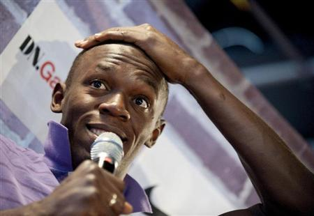 Bolt To Run 200 Meters In Paris Diamond League Meeting