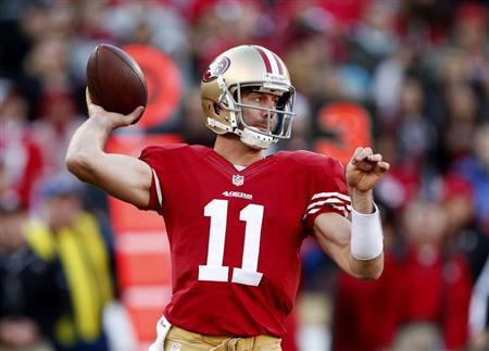 Alex Smith Faces 49ers in Exhibition