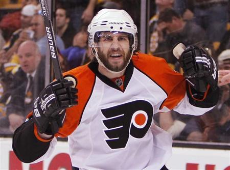 Flyers Trade For Gagne